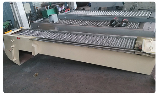 rotary mechanical grille-HF300-1500